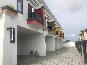 Brand New 4 Bedroom Terrence Duplex 4 bedroom Terraced Duplex for Sale Ajah Lagos Vetra  Property