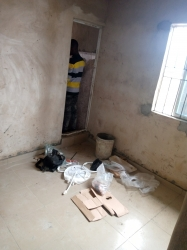 Newly Built Roomself Self Contained for Rent Yaba Lagos Vetra  Property