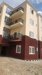 Newly Built And Exquisitely Finished 3bedroom Flat 3 bedroom Self Contained for Rent Apo Abuja Vetra  Property