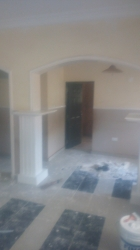Recently Vacated And Renovated 2bedroom Flat (quick Letting)  2 bedroom Self Contained for Rent Gwarinpa Abuja Vetra  Property