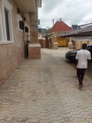 Brand New And Well Serviced Selfcon Self Contained for Rent Gwarinpa Abuja Vetra  Property