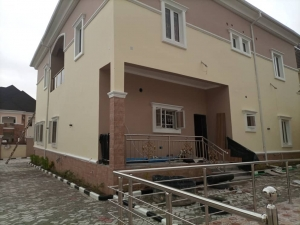 5 Bedroom Fully Detached Duplex With 2rooms Bq 5 bedroom Detached Duplex for Sale Gwarinpa Abuja Vetra  Property