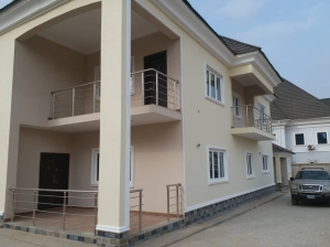 Topnotch 5 Bedroom Detached Duplex With 1 Bedroom Guest Chalet, Spacious Compound  5 bedroom Detached Duplex for Sale Gwarinpa Abuja Vetra  Property