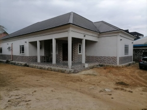 A Tastefully Finished 3 Bedroom Fully Detached Bungalow 3 bedroom Detached Bungalow for Sale Obio Akpor Rivers Vetra  Property