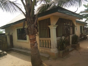 A 2-bedroom Bungalow With Attached 1-self Contained Room 2 bedroom Detached Bungalow for Sale Oyigbo Rivers Vetra  Property