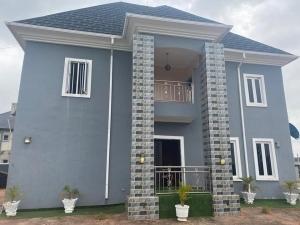 A 4 Bedroom Fully Detached Duplex 4 bedroom Detached Duplex for Sale Asaba Delta Vetra  Property
