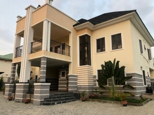 A Beautifully Finished 6 Bedroom Fully Detached Duplex Wit A One Bedroom And One Selfcontain Bq 6 bedroom Detached Duplex for Sale Gwarinpa Abuja Vetra  Property