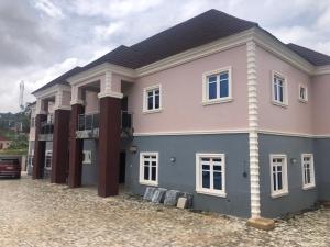 A 2 Units 4 Bedrooms Semi-detached Duplexes With A One Bedroom Flat Attached Bq 4 bedroom Semi-Detached Duplex for Sale Gwarinpa Abuja Vetra  Property