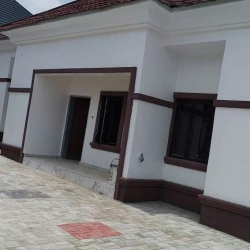 A 3 Bedroom Fully Detached Bungalow With 2 Rooms Bq 3 bedroom Detached Bungalow for Sale Gwarinpa Abuja Vetra  Property