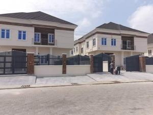 5 Bedroom Semi Detached Duplex With A Room Bq Detached Duplex for Sale Lekki Lagos Vetra  Property