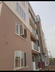 Gorgeously Built 3 Bedroom Flat In A Gated Estate With Stable Light In Iponri, Surulere For Sale Mini Flat for Sale Surulere Lagos Vetra  Property