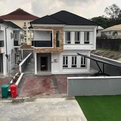 4 Bedroom Detached House  Detached Duplex for Rent Lekki Lagos Vetra  Property
