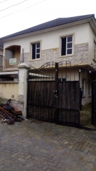 4bedroom Detached House With A Room Bq All Rooms Are Ensuite With Quest Toilet, Fitted Kitchen At Chevy View Estate Lekki  4 bedroom Detached Duplex for Sale Lekki Lagos Vetra  Property