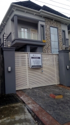 4bedroom Detached House With A Room Bq All Rooms Are Ensuite With Quest Toilet, Fitted Kitchen Etc At Chevy View Estate Lekki  4 bedroom Detached Duplex for Sale Lekki Lagos Vetra  Property