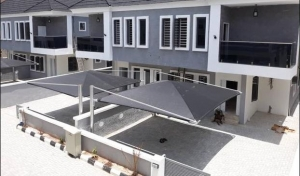Tastefully Finished 4 Bedroom Detached Duplex In Osapa, Lekki 4 bedroom Detached Duplex for Lease Lekki Lagos Vetra  Property