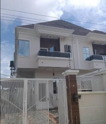 Luxury 4 Bedroom Duplex  For Sale In Ikota, Lekki 4 bedroom Detached Duplex for Sale Lekki Lagos Vetra  Property