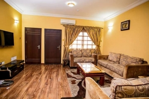 Nice 3 Bedroom Service Apartment At Anthony Village Lagos 3 bedroom Flat for Lease Maryland Lagos Vetra  Property