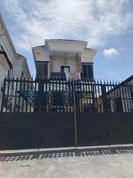 Newly Built 5 Bedroom Detached Duplex En-suite With Bq For Sale  Detached Duplex for Sale Lekki Lagos Vetra  Property