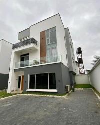 4 Bedroom Luxury Detached House 4 bedroom House for Sale Ikeja Lagos Vetra  Property