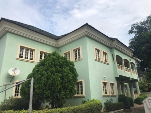 6 Bedroom Fully Detached Duplex With 2 Bedroom Detached Bq 6 bedroom Detached Duplex for Sale Gwarinpa Abuja Vetra  Property