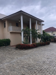 Five Bedroom Fully Detached Duplex, With Two Rooms Guest Chalet And Three Rooms Bq 5 bedroom Detached Duplex for Sale Gwarinpa Abuja Vetra  Property