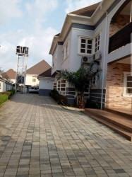 Beautifully Finished Five Bedroom Duplex With 2 Rooms Bq  Detached Duplex for Sale Gwarinpa Abuja Vetra  Property