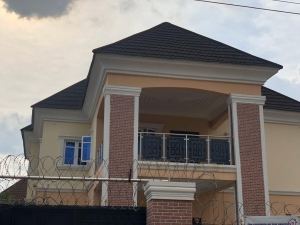 Beautifully Finished 5 Bedroom Duplex With 2 Units Of 2 Bedroom Bq 7 bedroom Detached Duplex for Sale Gwarinpa Abuja Vetra  Property