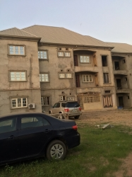 Block Of Flats  3 bedroom Blocks of Flats for Sale Gwarinpa Abuja Vetra  Property