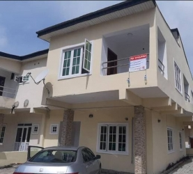 Tastefully Finished 4 Bedroom Duplex In Lekki For Sale 4 bedroom Terraced Duplex for Sale Ajah Lagos Vetra  Property