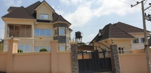 Newly Built 5 Bedroom Detached Duplex With 500sqm Space For Bq 5 bedroom Detached Duplex for Sale Gwarinpa Abuja Vetra  Property