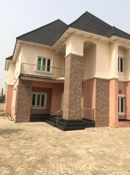Newlybuilt And Tastefully Finished Detached 6bedroom Duplex For Sale In Gwarinpa.  6 bedroom House for Sale Gwarinpa Abuja Vetra  Property