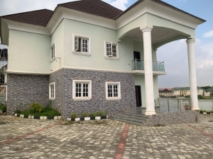 Nice And Spacious 4 Bedroom Fully Detached Duplex  4 bedroom Detached Duplex for Rent Life Camp Abuja Vetra  Property