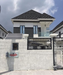 Luxuriously Finished Duplex In Chevron, Lekki 5 bedroom Detached Duplex for Sale Lekki Lagos Vetra  Property