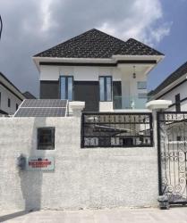 Luxuriously Finished Duplex In Chevron, Lekki 5 bedroom Detached Duplex for Sale Lekki Lagos Vetra  Property