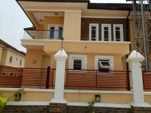 Tastefully Finished 4bedroom Semi Detached Duplex With A Room Boys Quarter  4 bedroom Semi-Detached Duplex for Rent Lekki Lagos Vetra  Property