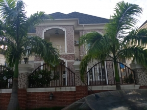 Lovely And Spacious 5 Bedroom Duplex With Bq 5 bedroom Mini Flat for Rent Gwarinpa Abuja Vetra  Property