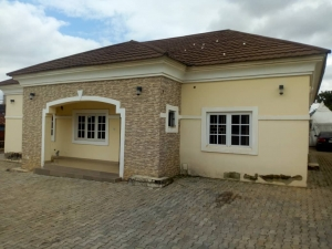 Super Lovely 3 Bedroom  3 bedroom Detached Bungalow for Rent Gwarinpa Abuja Vetra  Property