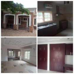 Lovely 3 Bedroom Bungalow With A Security House  3 bedroom Detached Bungalow for Rent Gwarinpa Abuja Vetra  Property