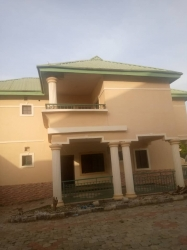 4 Bedroom Duplex With Ample Space  4 bedroom Detached Duplex for Rent Gwarinpa Abuja Vetra  Property