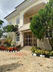 Spacious 6 Bedroom Duplex With A Boys Quarter 6 bedroom Semi-Detached Duplex for Rent Gwarinpa Abuja Vetra  Property