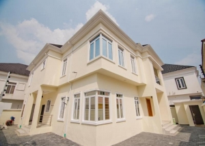 New And Luxurious 5 Bedroom House 4 bedroom Detached Duplex for Sale Lekki Lagos Vetra  Property