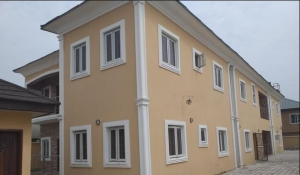 Tastefully Well Finished 4 Units 3 Bedrooms Block Of Flats For Sale 3 bedroom House for Sale Ajah Lagos Vetra  Property