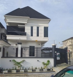 Brand New Tastefully Well Finished 4 Bedroom Detached Duplex For Sale 4 bedroom Detached Duplex for Sale Ajah Lagos Vetra  Property