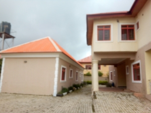 Standard Self-contained Room To Let Around 69 Road Gwarinpa Self Contained for Rent Gwarinpa Abuja Vetra  Property