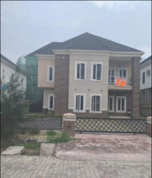 5 Bedrooms Fully Detached Duplex For Sale At Ikota 5 bedroom Detached Duplex for Sale Lekki Lagos Vetra  Property