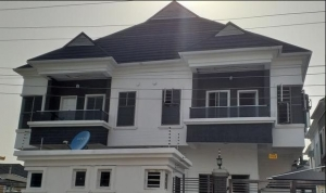Well Finished 4 Bedrooms Detached Duplex For Sale At Oral Est, Lekki 4 bedroom House for Sale Lekki Lagos Vetra  Property