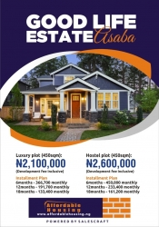Good And Affordable Land For Sale Mixed Land for Sale Asaba Delta Vetra  Property
