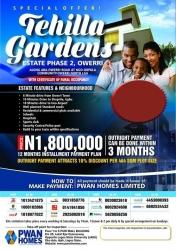 Tehilla Gardens Estate Phase 2, Owerri Mixed Land for Sale Ngor Okpala Imo Vetra  Property