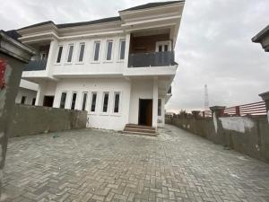 Newly Built 4 Bedroom Semi Detached Duplex With Bq 4 bedroom Semi-Detached Duplex for Sale Lekki Lagos Vetra  Property