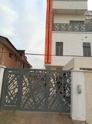 A Newly Built 4bedroom Semi Detached Duplex With Bq In A Serene Neighborhood 4 bedroom Semi-Detached Duplex for Sale Ikeja Lagos Vetra  Property